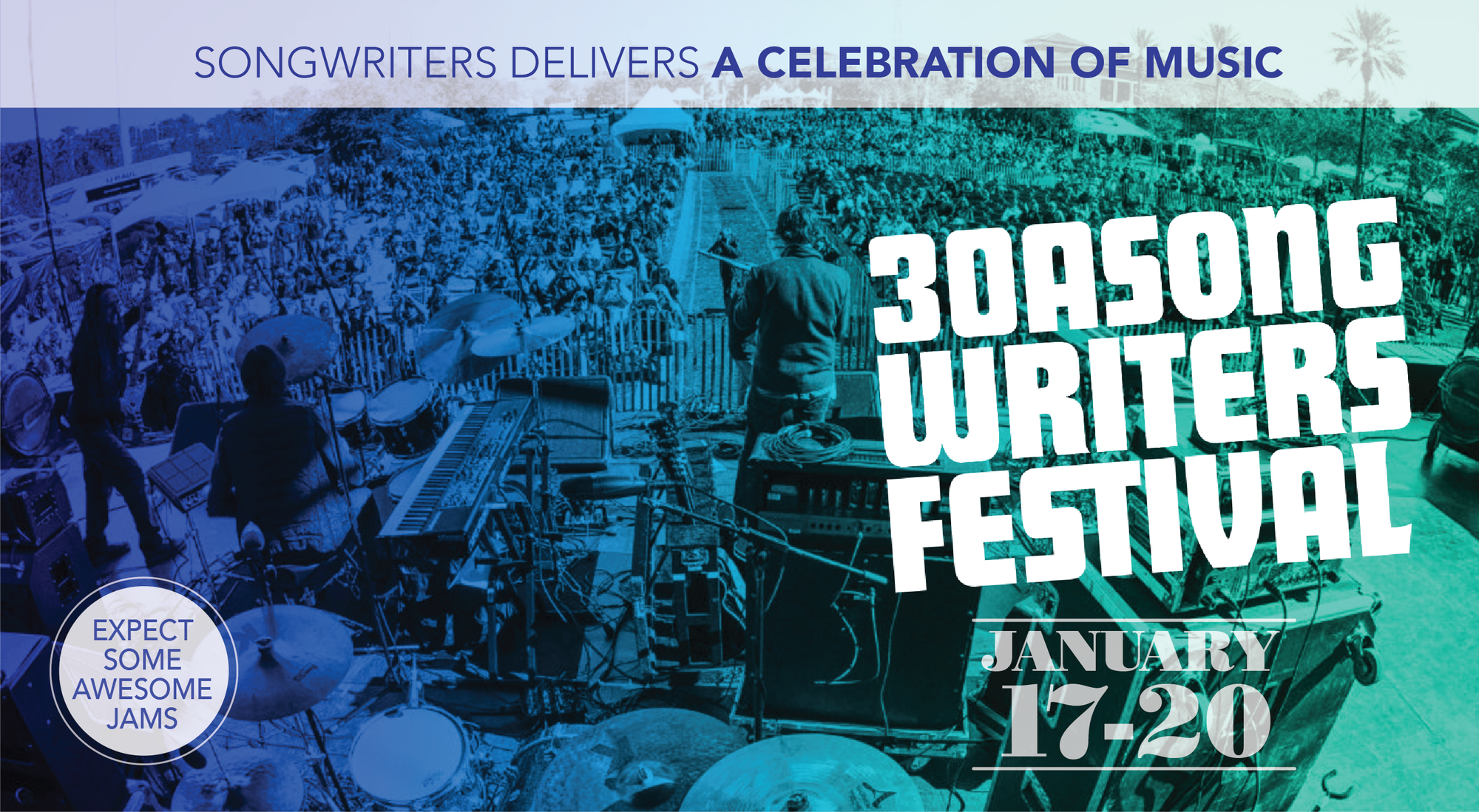 A Celebration of Music jan 2020 Songwriters Header